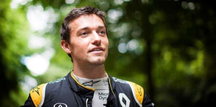 Palmer stays on at Renault for 2017