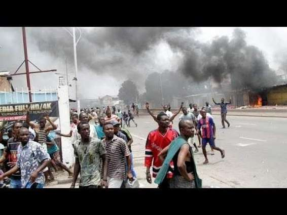 Five DR Congo students shot in clashes with police: medic
