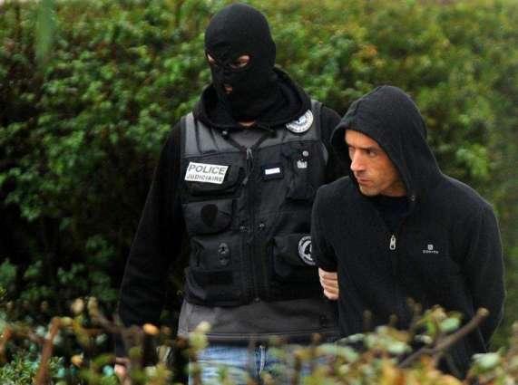 Suspected ETA leader charged in Paris