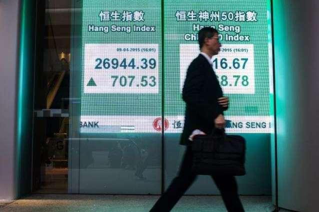 Hong Kong stocks join global rally at open