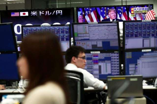 Asia markets track global surge as Trump fears ease