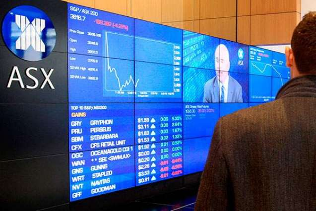 Australian shares surge 2.85% at the open