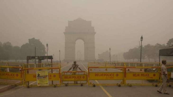 Toxic pollution engulfs Indian capital of New Delhi, posing serious health hazards
