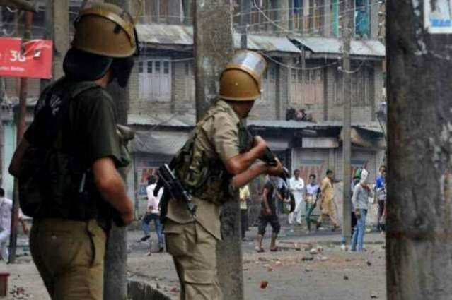 Indian troops martyr one more youth in IOK; Toll rises to 3