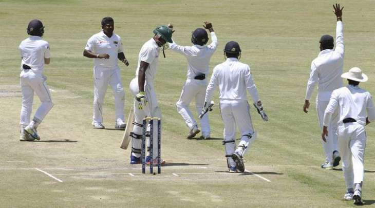 Sri Lanka beat Zimbabwe by 257 runs to win series 2-0