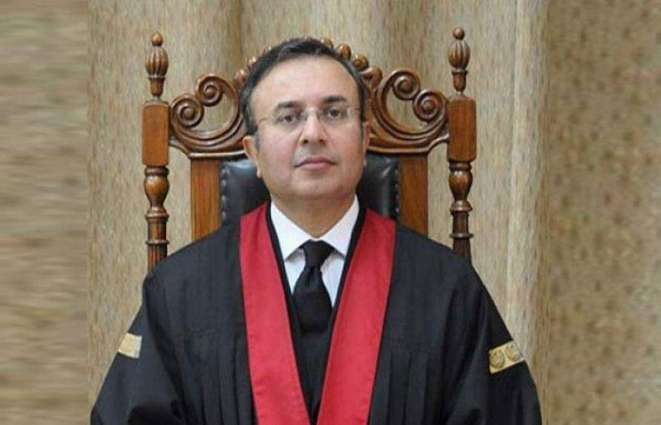 Pakistan has suffered enormously due to climate change: CJ LHC