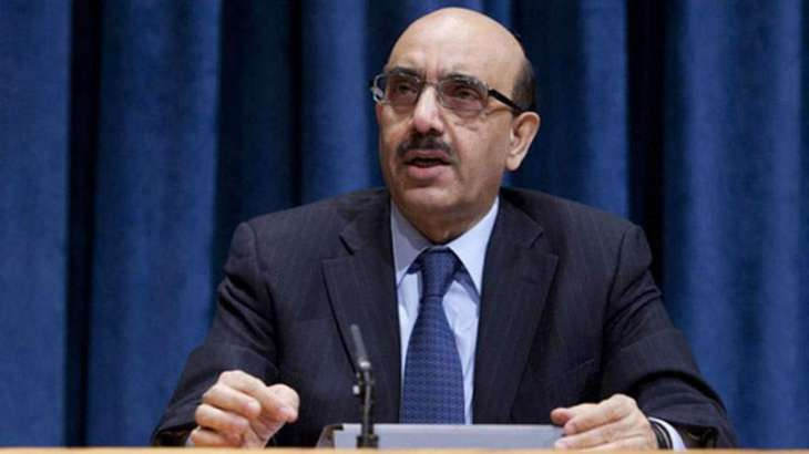 AJK seeks due share in CPEC: AJK President