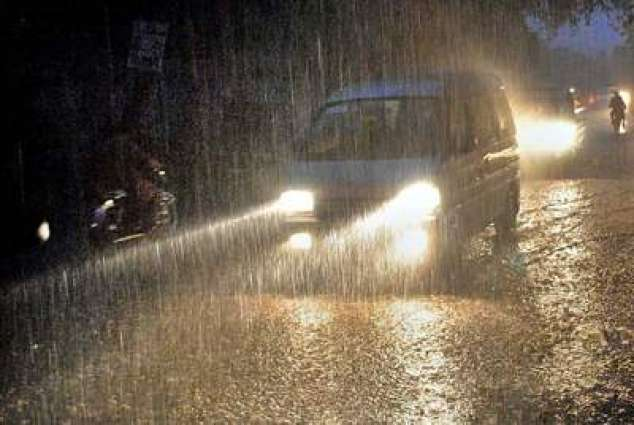 Light rain-thunderstorm likely at scattered places