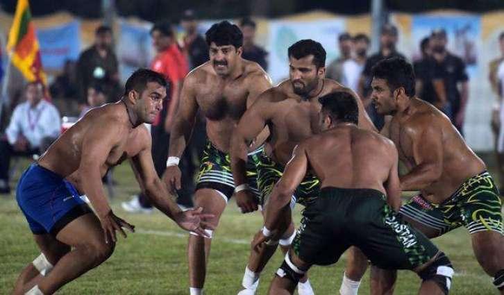 Pakistan Int'l Super Kabaddi League in March next year: Rana Sarwar