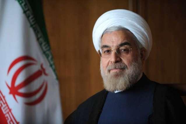 پوسکن گچین مروک آامریکی صدر جوہری معاہدہ ءِ بدلیفنگ کپک، ایرانی صدر