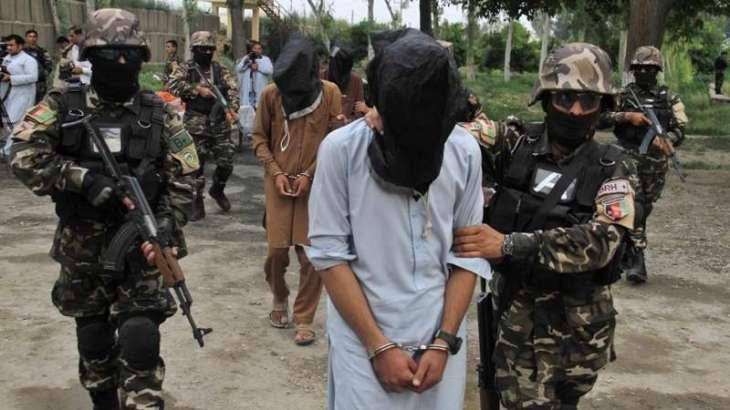 د افغان امنيتي  ځواكونو لخوا د 34 طالبانو وژلو ادعا