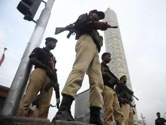 35 cops punished over negligence