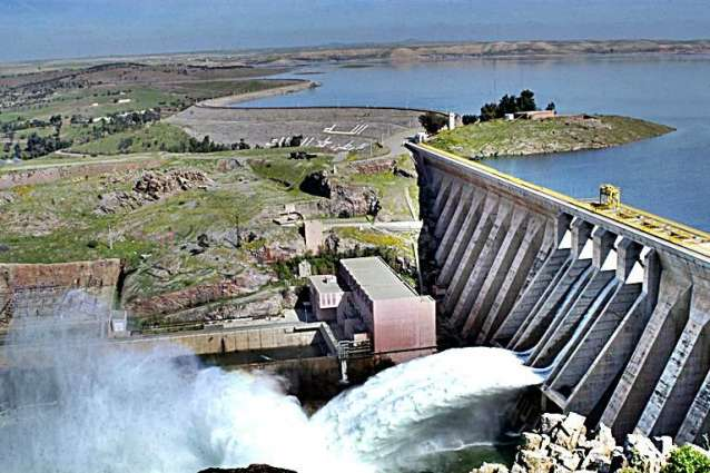 IRSA releases 120,572 cusecs water from various rim stations