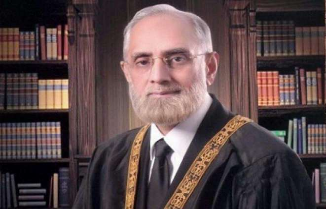 CJ asks FIA, PTA to block pages on social media carrying CJP's name