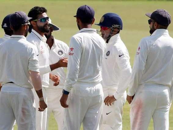 Cricket: India v England first Test scoreboard