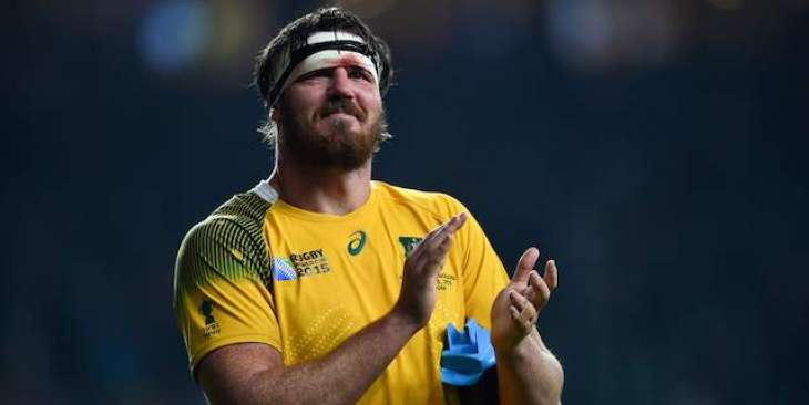 RugbyU: Australia team to play Scotland