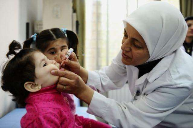 811,708 children to be administered anti-polio drops