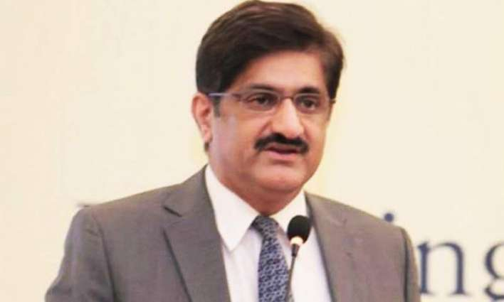 Murad pays farewell call on outgoing Governor Sindh