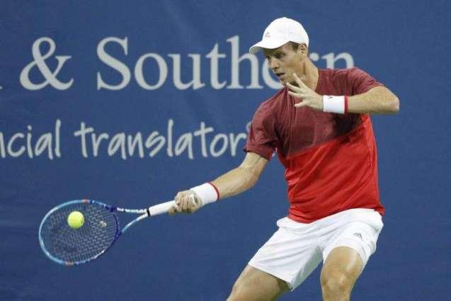 Tennis: Berdych ends season over appendicitis