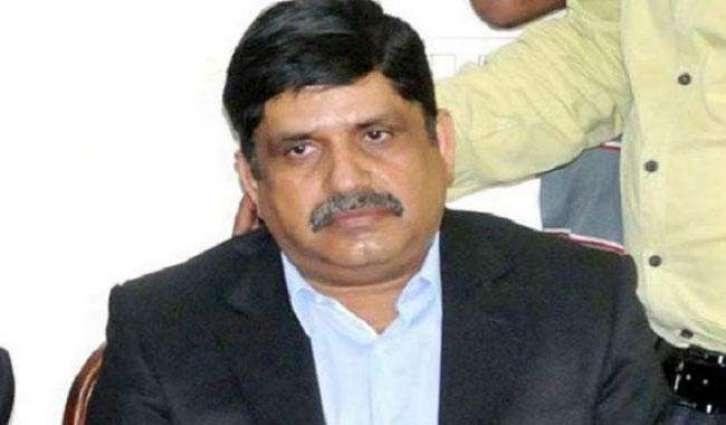 PSP leader Anis Qaimkhani appeared in court