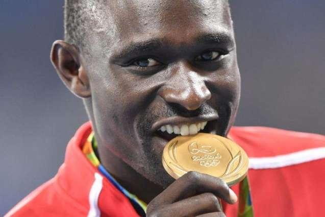 Kenya's Rudisha appointed head of African athletes' body