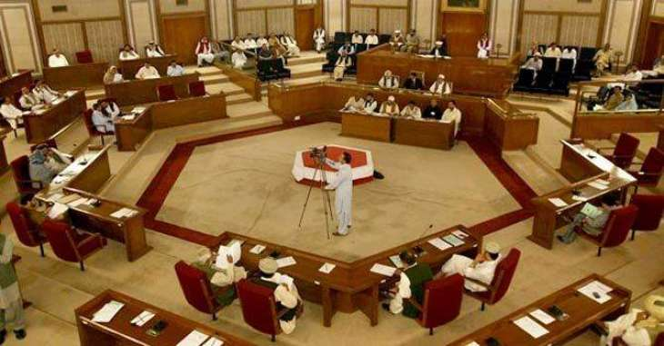 Balochistan Assembly passes resolution against smuggling