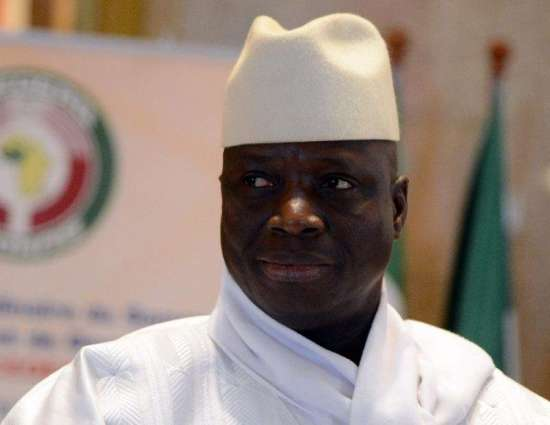Gambian president submits candidacy for fifth term