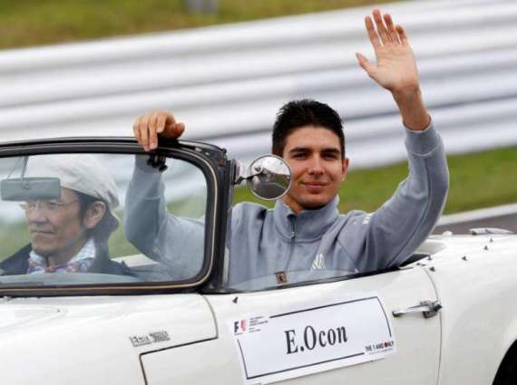 Ocon joins Force India in multi-year deal
