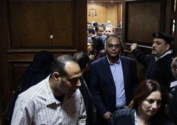 Egypt freezes assets of anti-torture NGO