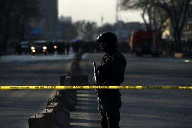 Taliban attack German consulate in Afghanistan's Mazar-i-Sharif