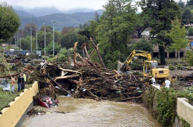 French mayor charged with manslaughter over deadly 2014 flood