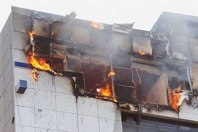 13 dead in Indian garment factory fire: police