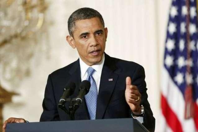 NBA: Obama hails 'Believeland' Cavaliers