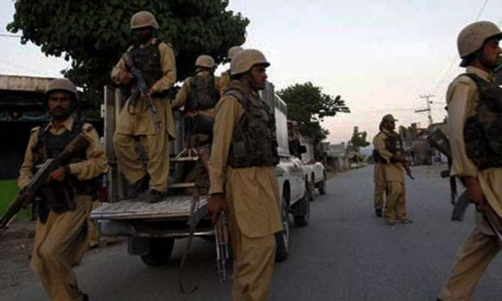 Eight militants held in Balochistan operation