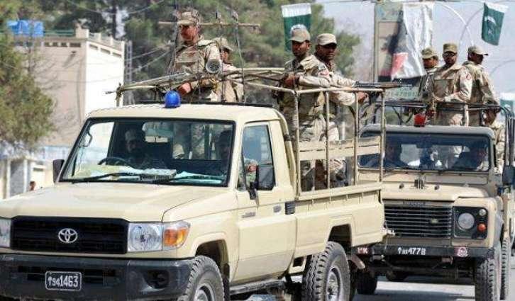 Top militant commander killed in Hub gun battle