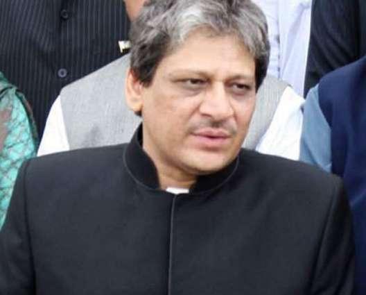 Ishra-tul-Ebad Khan leaves Pakistan
