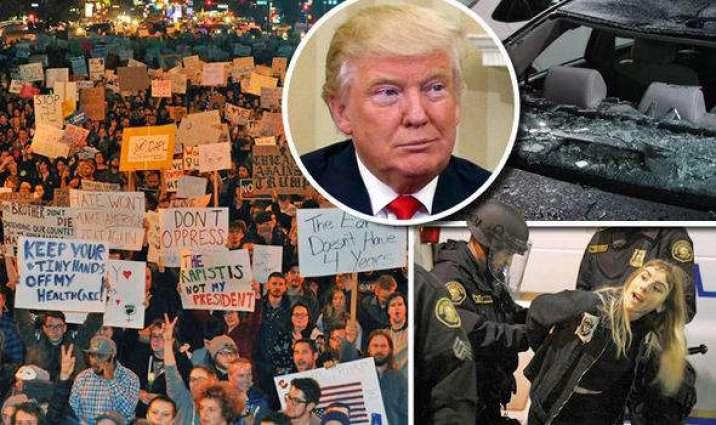 Trump fear fans dollar rally as emerging markets sink