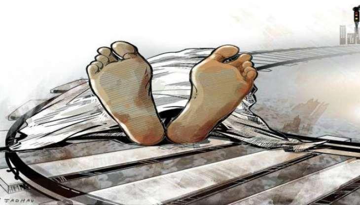 Women dies while crossing railway line