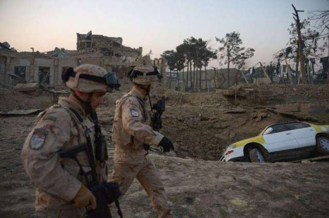 Six dead, dozens wounded as Afghan Taliban strike German consulate