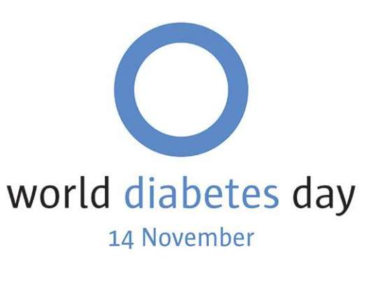 Int'l Diabetes Day on 14th