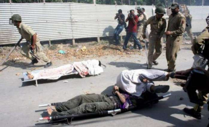Indian troops martyr three youth in Baramulla