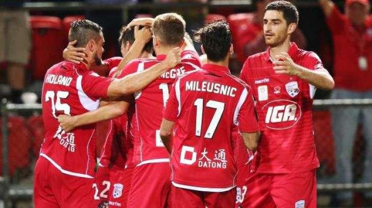Football: Australian A-League result