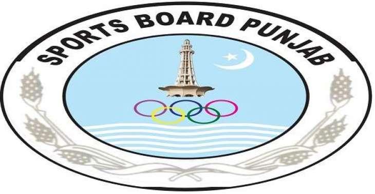 DG SBP visits sports venues in Gujranwala