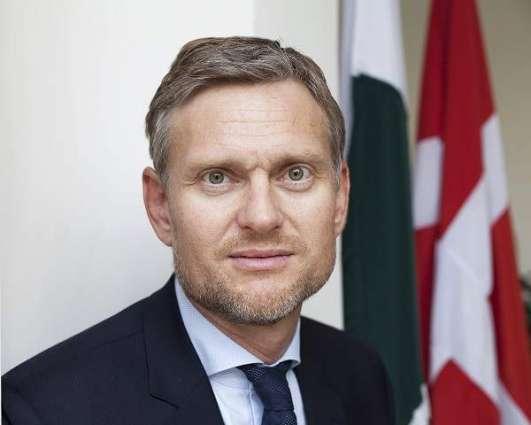 Danish Ambassador appreciates Pakistan's cultural richness