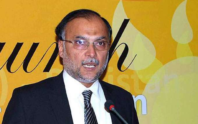 Federal govt taking steps for development in Karachi: Ahsan