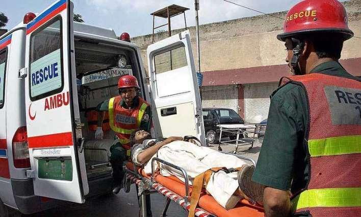 Man killed in road mishap