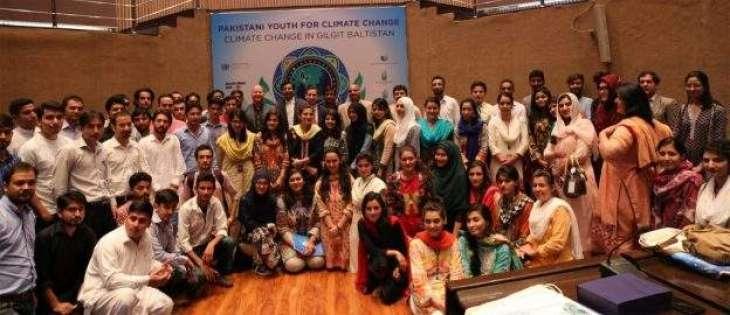 Pakistani youth wins Commonwealth Youth Worker Award