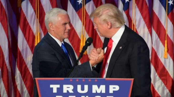 In shakeup, VP-elect Pence to head Trump transition team