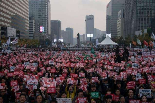 Seoul braces for massive anti-Park protest