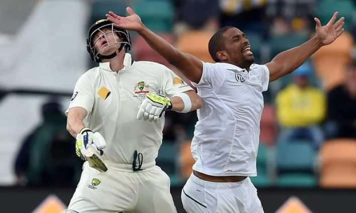 Cricket: South Africa win toss and bowl in 2nd Hobart Test